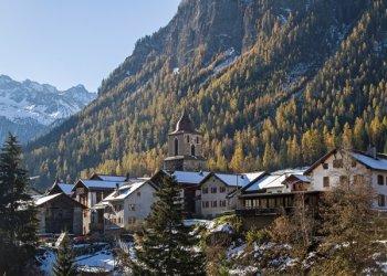 Как увидеть самую красивую деревню?