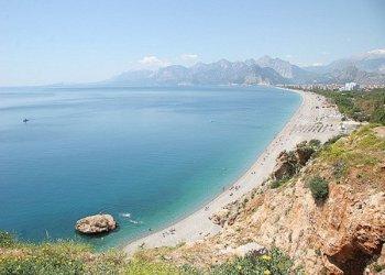 Анталия: особенности регионов и пляжей