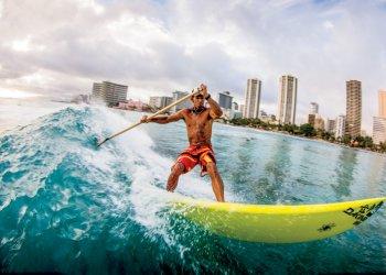 Лучшие места для серфинга летом и зимой