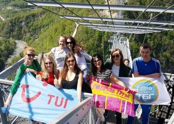 TUI показал «Горячим турам» как отдыхать в Сочи