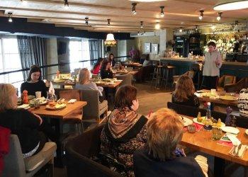 Вдохновляющий бизнес-завтрак с BSI Group