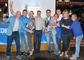 Объединенная сеть вновь завоевала Кубок АЛЕАНа