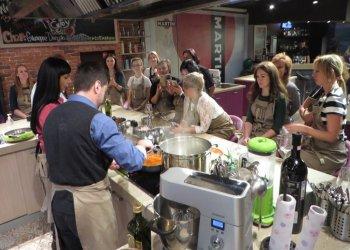 Travel Hunter организовал для агентств ТБГ кулинарный мастер-класс
